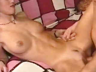 His fingers in pussy