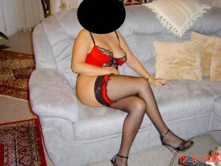 friendly naked wife